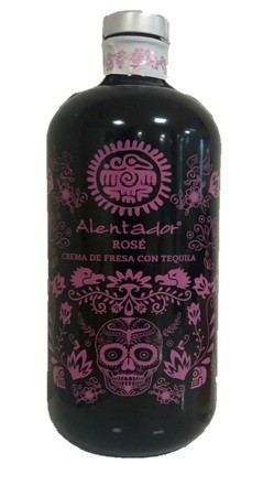 ALENTADOR CREMA FRESA CON TEQUILA 0.70 L. - Tequila