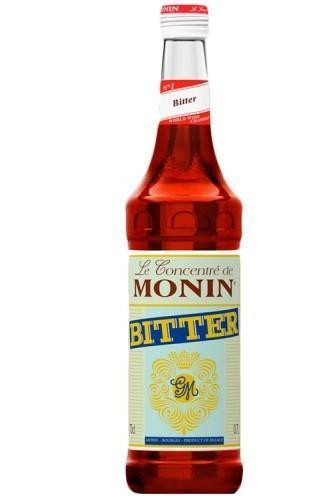 MONIN SIROP BITTER 0.70 L. - Concentrado