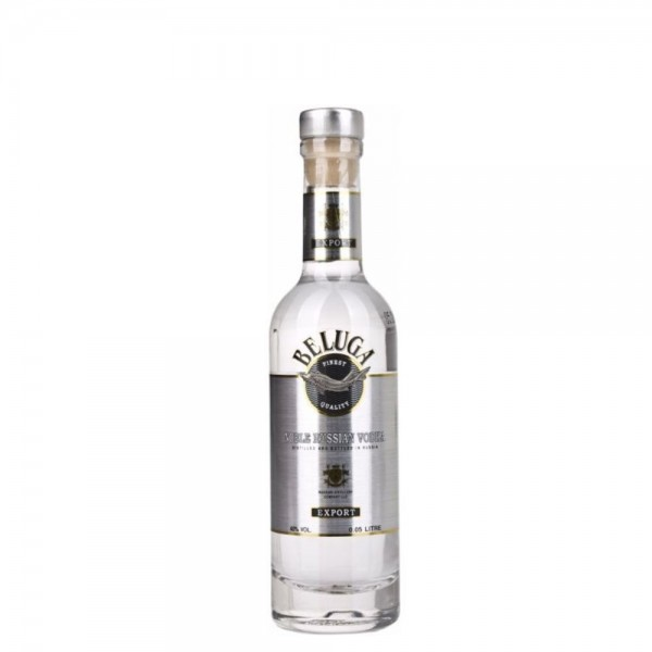 MINIATURA VODKA BELUGA NOBLE RUSSIAN