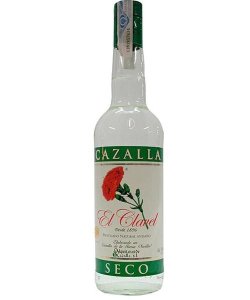 ANIS CAZALLA SECO CLAVEL 0.70 L.
