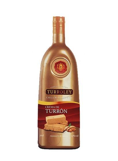 CREMA DE TURRON TURROLEY 0.70L.