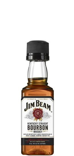 MINIATURA JIM BEAM
