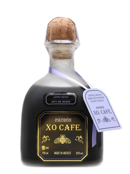 TEQUILA PATRON XO CAFE 0.70L.