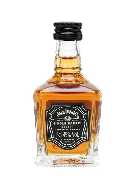 MINIATURA JACK DANIELS SINGLE BARREL
