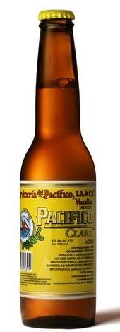 CERVEZA PACIFICO CLARA 33 CL. - Cerveza mexicana